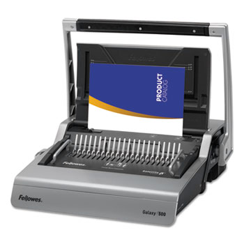 Fellowes® Galaxy™ 500 Comb Binding Systems Thumbnail