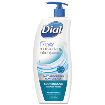 Dial® 7-Day Moisturizing Lotion Thumbnail