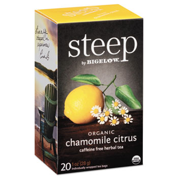 Bigelow® steep Tea Thumbnail