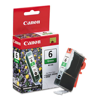 Canon® BCI6G, BCI6R Ink Tank Thumbnail