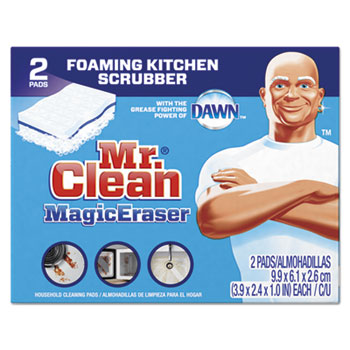 Mr. Clean® Magic Eraser Foaming Kitchen Scrubber Thumbnail