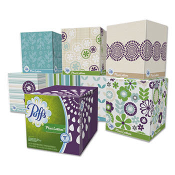 Puffs® Plus Lotion™ Facial Tissue Thumbnail