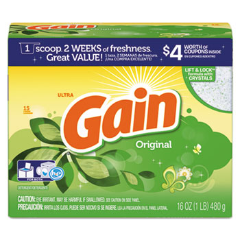 Gain® Powder Laundry Detergent Thumbnail