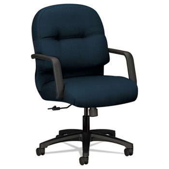 HON® Pillow-Soft® 2090 Series Managerial Mid-Back Swivel/Tilt Chair Thumbnail