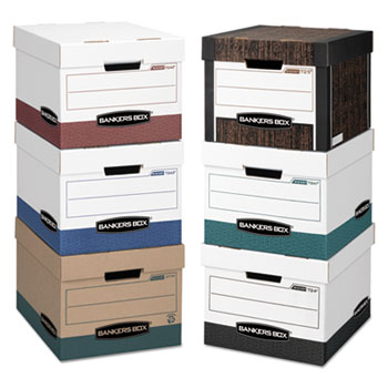 Bankers Box® R-KIVE® Heavy-Duty Storage Boxes Thumbnail