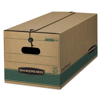 Bankers Box® STOR/FILE™ Medium-Duty Strength Storage Boxes Thumbnail