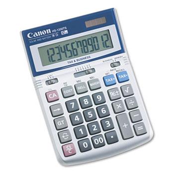 HS-1200TS Desktop Calculator by Canon® CNM7438A023AA ...
