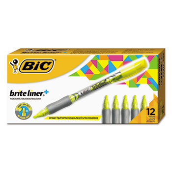BIC® Brite Liner®+ Highlighter Thumbnail