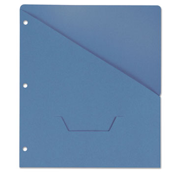 Universal® Slash-Cut Pockets for Three-Ring Binders Thumbnail