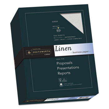 Southworth® 25% Cotton Linen Business Paper Thumbnail