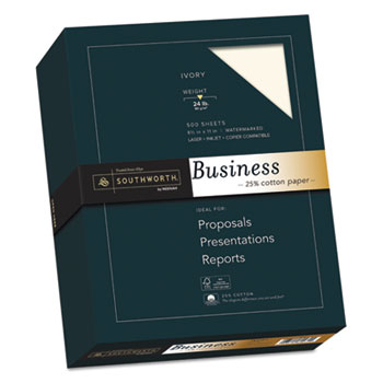 Southworth® 25% Cotton Business Paper Thumbnail