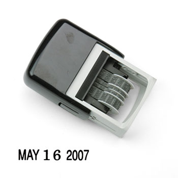 COSCO 2000PLUS® Economy Self-Inking Dater Thumbnail