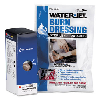 First Aid Only™ SmartCompliance Refill Burn Dressing Thumbnail