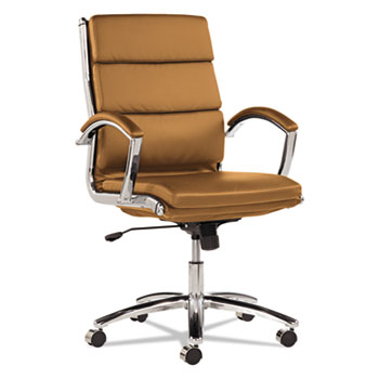 Alera® Neratoli® Mid-Back Slim Profile Chair Thumbnail