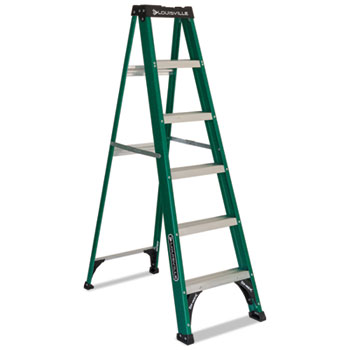 Louisville® Fiberglass Step Ladder Thumbnail