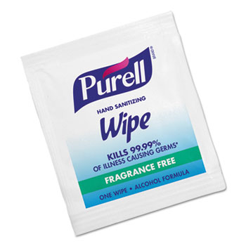 PURELL® Sanitizing Hand Wipes Thumbnail