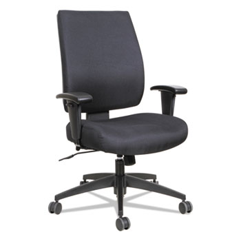 Alera® Wrigley Series High Performance Mid-Back Synchro-Tilt Task Chair Thumbnail