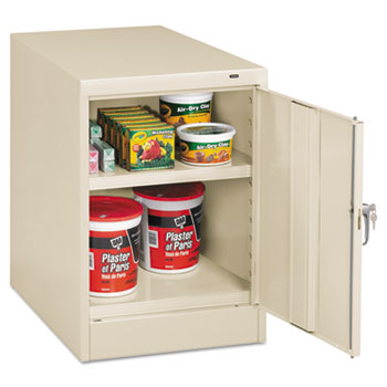 Tennsco Single Door Storage Cabinet Thumbnail