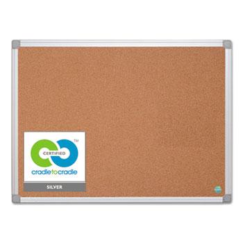 MasterVision® Earth Cork Board Thumbnail
