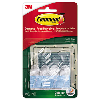Command™ All Weather Hooks and Strips Thumbnail