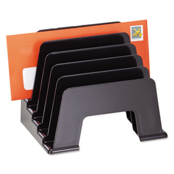Universal® Recycled Plastic Incline Sorter Thumbnail