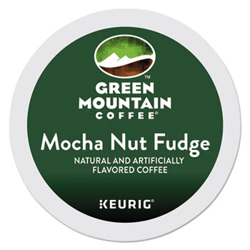 Green Mountain Coffee® Mocha Nut Fudge Coffee K-Cups® Thumbnail