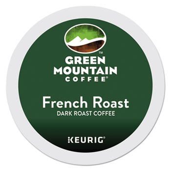 Green Mountain Coffee® French Roast Coffee K-Cups® Thumbnail