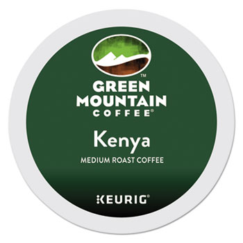 Green Mountain Coffee® Kenyan AA Coffee K-Cups® Thumbnail