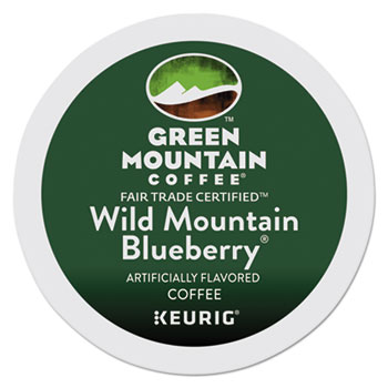 Green Mountain Coffee® Fair Trade Wild Mountain Blueberry™ Coffee K-Cups® Thumbnail