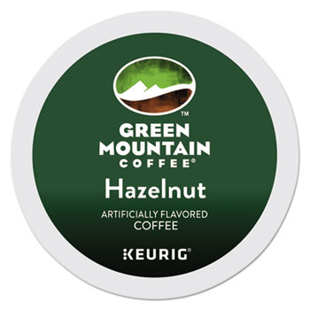 Green Mountain Coffee® Hazelnut Coffee K-Cups® Thumbnail