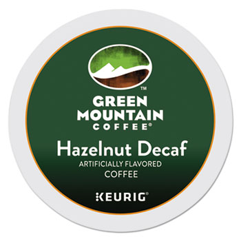 Green Mountain Coffee® Hazelnut Decaf Coffee K-Cups® Thumbnail