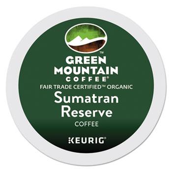 Green Mountain Coffee® Sumatran Reserve Extra Bold Coffee K-Cups® Thumbnail