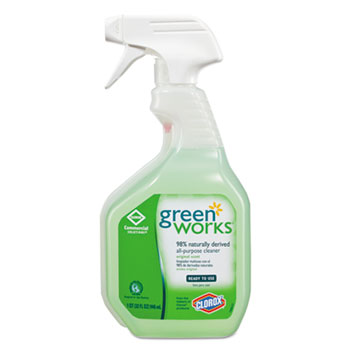 Green Works® All-Purpose and Multi-Surface Cleaner Thumbnail