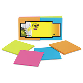 Post-it® Notes Super Sticky Full Adhesive Notes Thumbnail