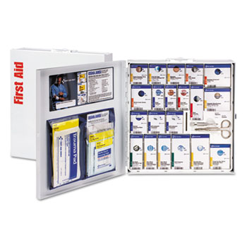 First Aid Only™ ANSI 2015 SmartCompliance Food Service First Aid Cabinet Thumbnail