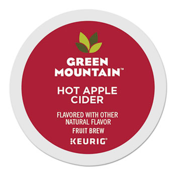 Green Mountain™ Hot Apple Cider K-Cups® Thumbnail