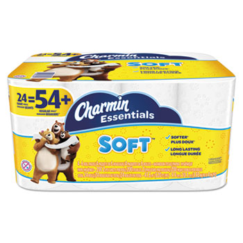 Charmin® Essentials Soft™ Bathroom Tissue Thumbnail