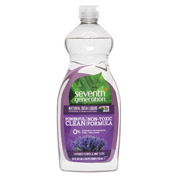 Seventh Generation® Natural Dishwashing Liquid Thumbnail