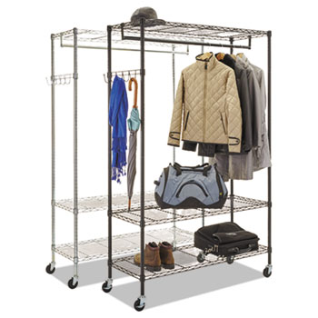 Alera® Wire Garment Rack Thumbnail
