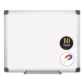 MasterVision® Value Lacquered Steel Magnetic Dry Erase Board Thumbnail