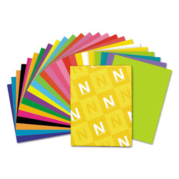 Astrobrights® Color Paper - Five-Color Mixed Carton Thumbnail