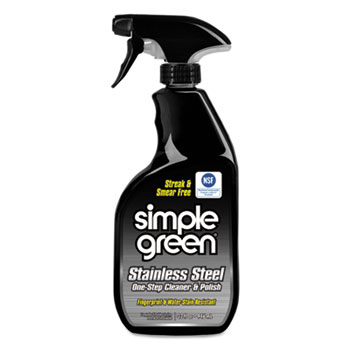 Simple Green® Stainless Steel One-Step Cleaner & Polish Thumbnail