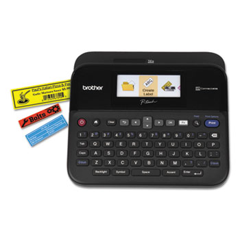 Brother P-Touch® PT-D600 PC-Connectable Label Maker Thumbnail