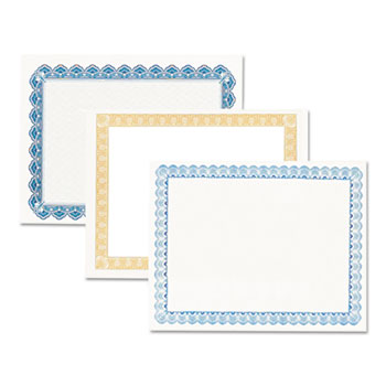 Geographics® Archival Quality Parchment Certificates Thumbnail