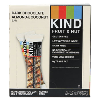 KIND Fruit and Nut Bars Thumbnail