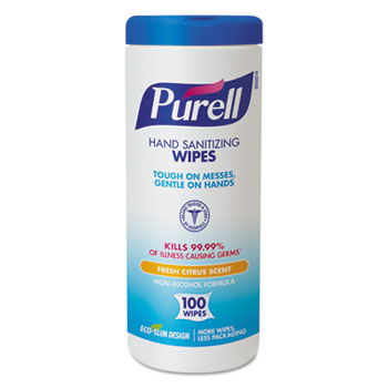 PURELL® Hand Sanitizing Wipes Thumbnail