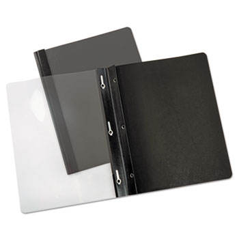 Universal® Clear Front Report Cover with Fasteners Thumbnail