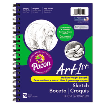 Pacon® Art1st® Sketch Diary Thumbnail