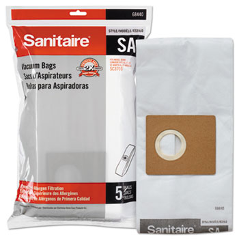 Electrolux Sanitaire® Disposable Dust Bags With Allergen Filtration For Sanitaire® Commercial Canist Thumbnail