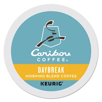 Caribou Coffee® Daybreak Morning Blend Coffee K-Cups® Thumbnail